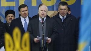 McCain with Nazi