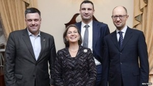 Nuland with Nazis
