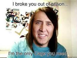 cage prison
