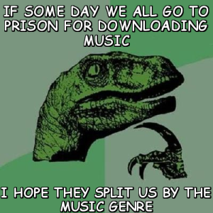prison download music