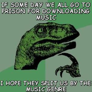 prison download music