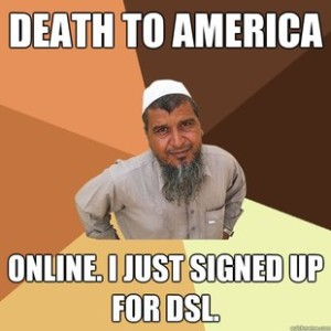 Death to America Online