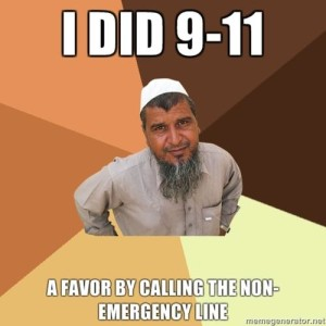 I did 9/11