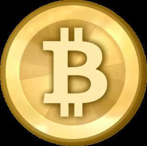 Bitcoin symbol
