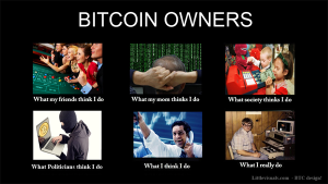 what people think about bitcoin