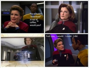 Replicator Star Trek